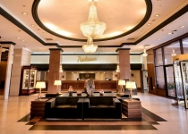 The Accommodation: HOTEL RADISSON MONTEVIDEO VICTORIA PLAZA